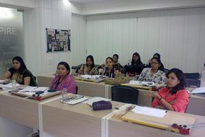 IIGJ, Pune - Student
