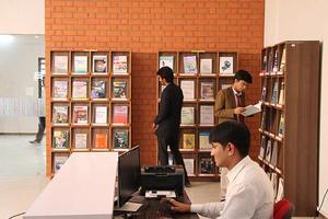 AMIRAJ COLLEGE - Library