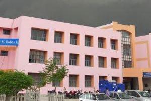 IIM, Rohtak - Banner