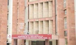 Padm. Dr. D. Y. Patil Institute of Pharmaceutical Sciences and Research