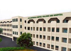J.K.K. Nattraja Dental College & Hospital