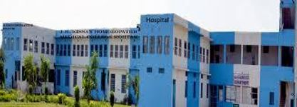 J.R.Kissan Homoeopathic Medical College & Hospital