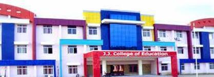 J.J. College of Education