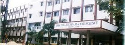 Jaya College of Arts & Science
