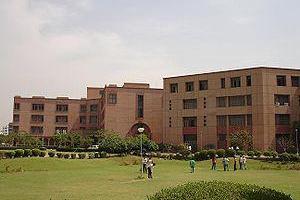 JSSATE, Noida - Infra