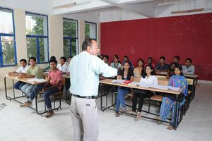KNSIT - Classroom