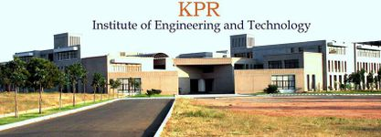 KPR Institute of Engineering and Technology