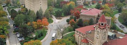 University of Kansas, Lawrence, Kansas