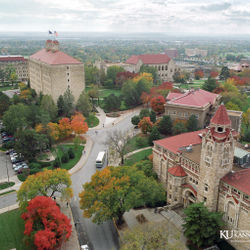 University of Kansas, Lawrence, Kansas