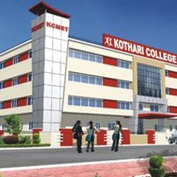 Kothari College of Management Science & Technology