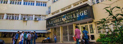 L.S. Raheja School of Art