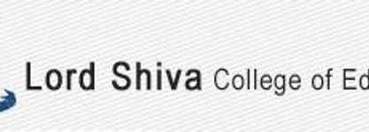 Lord Shiva College Of Education