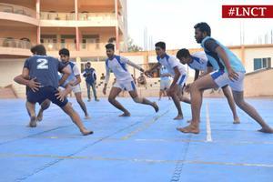LNCT Jabalpur - Student