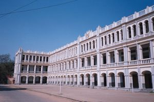 LC Chennai - Infra
