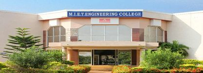 M.I.E.T. Engineering College
