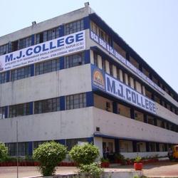 M.J. College
