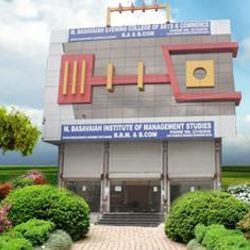 M. Basavaiah Institute of Management Studies