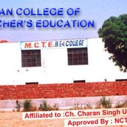 Mohan College of Teachers Education