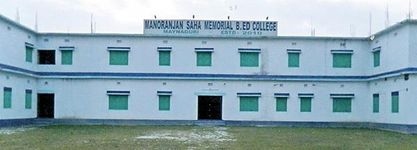 Manoranjan Saha Memorial B. Ed. College