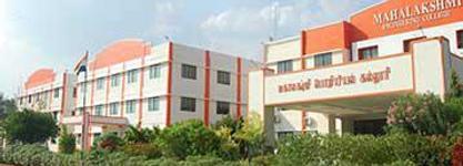 Mahalakshmi Engineering College