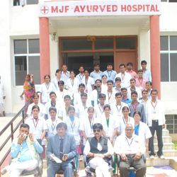 Mahatma Jyotiba Fule College of Nursing