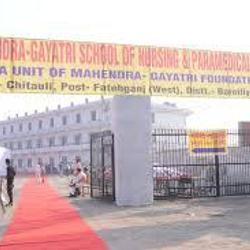 Mahendra Gayatri School of Nursing & Paramedical