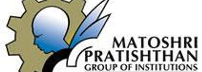 Matoshri Pratishthan's School of Management