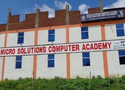 Microsolution Computer Academy