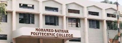 Mohamed Sathak Polytechnic College