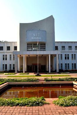NIT WARANGAL - Primary