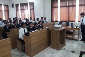 SBIHM - Classroom