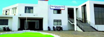The ICFAI University  Jharkhand