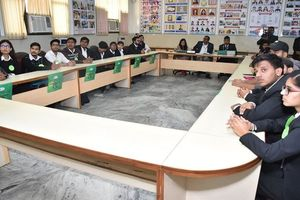 CPJ College - Conference Room