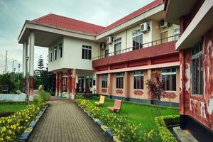 NIT SILCHAR - Hostel