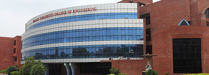 Bharati Vidyapeeth's College of Engineering