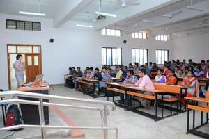 NIT TRICHY - Classroom