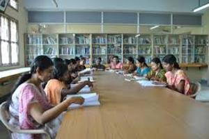 MSEC, Tamilnadu - Library