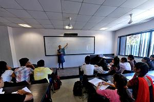 CET Bhubaneswar - Classroom