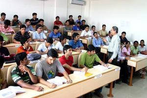 IIM, Rohtak - Classroom