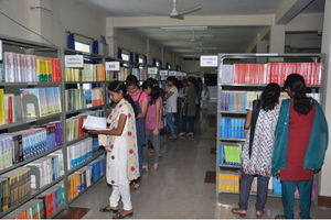 ITM GORAKHPUR - Library