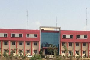 LNCT Jabalpur - Infra