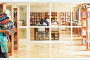 SRM delhi-ncr - Library