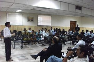 We School,Mumbai - Infra