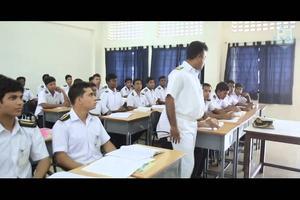 VELS University - Classroom