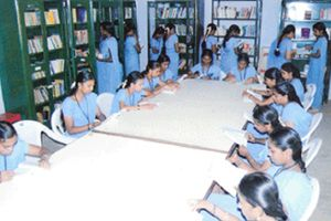 NMSSVN COLLEGE - Library
