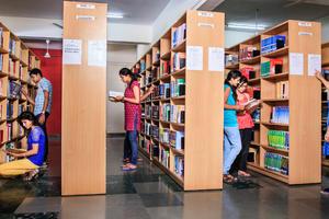 CET Bhubaneswar - Library