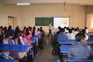 AU Rajkot - Classroom