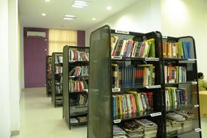 PRAXIS, Kolkata - Library