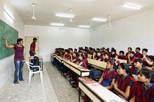 GMRIT - Classroom