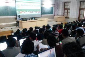 MNNIT - Classroom